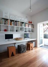 shelves for home office. home office wall shelving long shelves for extra desk and fun cube