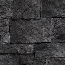 seamless black wall texture. Black Stone Wall Texture Seamless