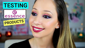 testing new essence makeup 2018 review and wear test hit or miss