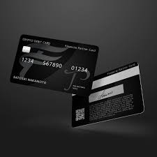 cryptocurrency debit card financial