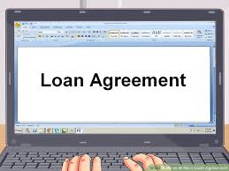 Personal Loan Agreements Awesome Loan Agreement ⋆ LAWYERSGYAN