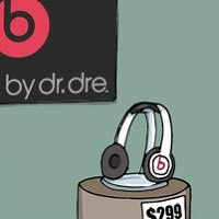apple beats. humor: what the apple acquisition of beats really means