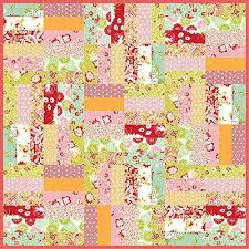 45 Free Easy Quilt Patterns - Perfect for Beginners - Scattered ... & Jelly Roll Jam Quilt Pattern ... Adamdwight.com