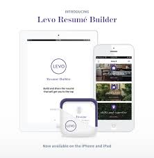 app resume levo leagues resume app puts sheryl sandberg in your back pocket