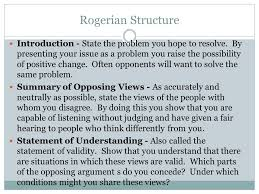 rogerian essay format related post of essay on rubrics project  rogerian structure