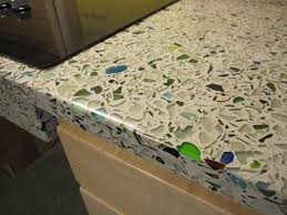 image result for how to make concrete countertops with glass ideas countertop idea 1