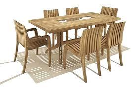 used teak furniture teak garden bench