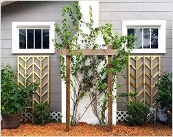 wood garden trellises easy yet beautiful garden trellis projects wooden garden trellises home depot wood garden trellises
