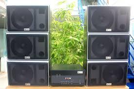 GIÁ TỐT] Chỉ 13,999,000đ - Dàn karaoke gia đình: V950 (01 âm ly 900w +6 loa  vệ tinh 130w)! - Xả Sả Xả