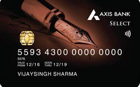 To add the credit card as a beneficiary, you might need specific details such as credit card number, cardholder name, ifsc code for credit card payments, bank name, branch, address, etc. Axis Bank Select Credit Card Review Get Amazon Egv Worth Inr 2000 On Joining Chargeplate The Finsavvy Arena