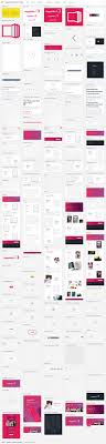 Ui Design Templates Psd Free Psd Ui Kits Download Design Graphic Design Junction
