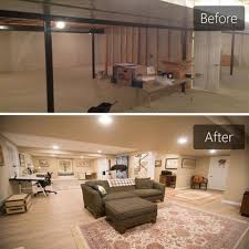 basement remodels before and after. What To Look For In A Contractor Before Starting Basement Renovation Remodels And After