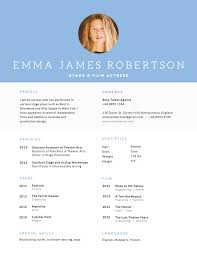 Resume Accent Mark Resume For Study