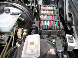 air conditioner hot compressor aux fan relay not mercedes benz click image for larger version cc fuse jpg views 15673 size
