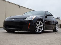 2003 Used Nissan 350Z 2dr Coupe Touring Manual Trans at One and ...