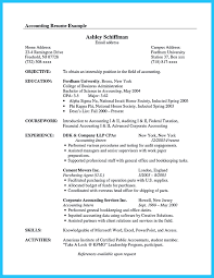 Best Accounting Resume Sample Pin On Resume Samples Pinterest Accounting Student Student 13