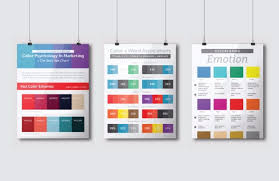 Marketing Color Chart The Know It All Guide To Color Psychology In Marketing The