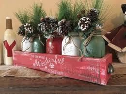 Decorations Using Mason Jars 100 Creative DIY Christmas Centerpieces Ideas Using Mason Jars 84