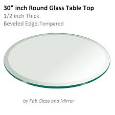 round table 30 round glass table top dream table furniture