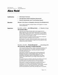 Gis Analyst Sample Resume Gis Analyst Resume Sample Lovely Gis Analyst Resume Templates 11