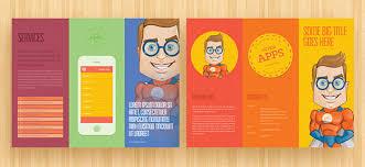 Free Indesign Trifold Brochure Templates Portalbertbedandbreakfast Com