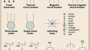 Circuit Breaker Cross Reference Chart Electrical Ladder Drawing Basics Ec M