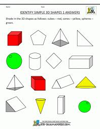 Kids : Worksheets For All Download And Share Free Shape First ...