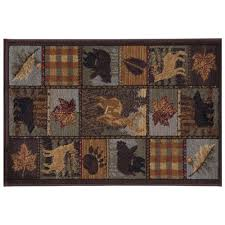 tayse rugs nature multi color 2 ft x 3 ft accent rug