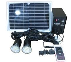 Solar Home Lighting System Regent SolarHome Solar Light