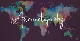 Astrocartography Chart Analyze Your Astrocartography Chart