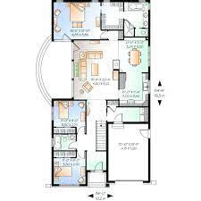 floor plans bungalow style house plans