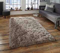 grey thick gy 8 5cm pile rug luxurious hand tufted 100 acrylic polar mat