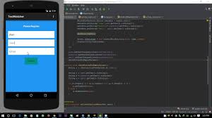 Android Registration Form textWatcher - YouTube