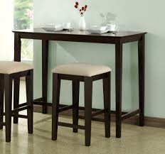 small rectangular kitchen table com