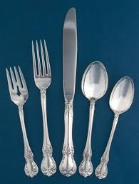 Silver Patterns Stunning Top Twenty Flatware Patterns At Replacements Ltd