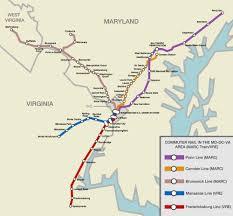 Imprail Maryland Dc Virginia Commuter Railways The Power