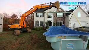 fiberglass pool contractors