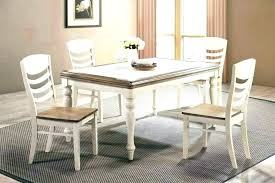 rustic kitchen table sets rustic kitchen table and chairs rustic white round dining table set white