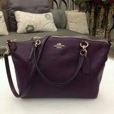 small kelsey satchel in pebble leather coach f36675 women s fashion bags wallets on carou