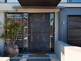 steel front door ideas freshome