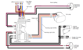 electrical 2010 street glide rear light wiring re 2010 street glide rear light wiring