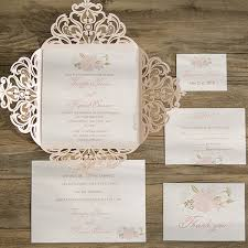 wedding invitations with hearts pink wedding invitations cheap invites at invitesweddings com