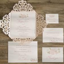 wedding invitations with hearts pink wedding invitations cheap invites at invitesweddings com