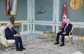 استقبل رئيس الجمهورية قيس سعيد اليوم... - Présidence Tunisie رئاسة  الجمهورية التونسية