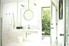 remarkable how to hang a bathroom mirror on the wall wall mirrors hanging wall mirrors bathroom