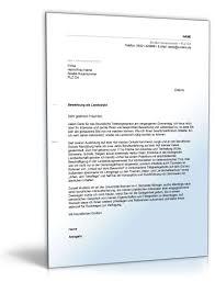 Bewerbungsvorlagen Bewerbungsschreiben Muster Und Vorlage Gratis