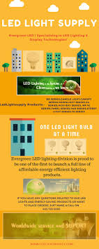 evergreen led inc supplies a wide variety of high quality residential commercial and outdoor