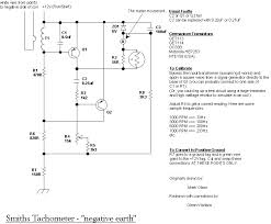 tachometers wiring diagram sw em smith s tachometer