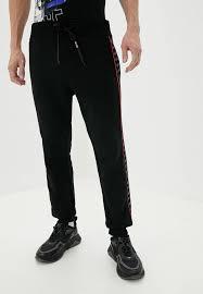 <b>Мужские</b> черные спортивные <b>брюки Ice Play</b> U1MB012 - цена ...