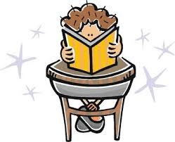 Image result for child reading cartoon images
